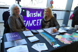 Bristol Fawcett at International Womens' Day 2015