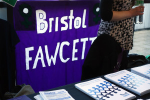 Fawcett banner